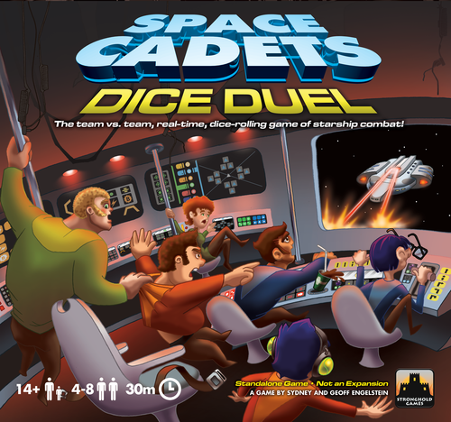 Space Cadets - Ice Duel