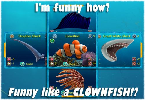 Adapt - Clownfish