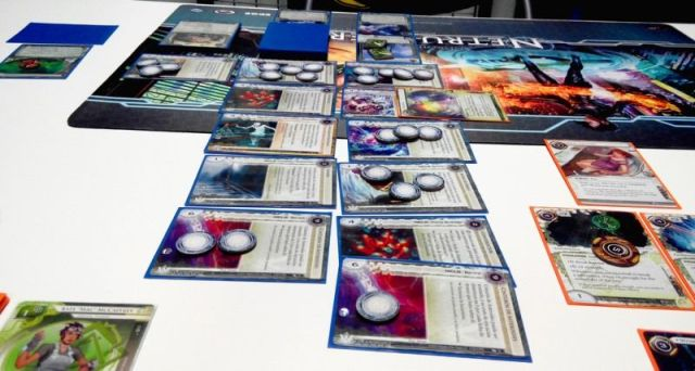 android netrunner - space