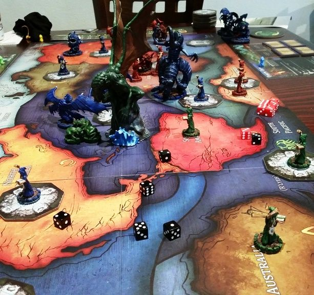 Cthulhu Wars - Gameplay
