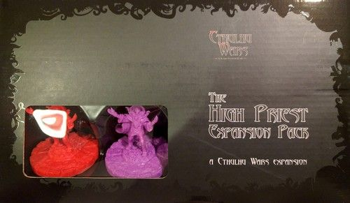 Cthulhu Wars - High Priest Expansion