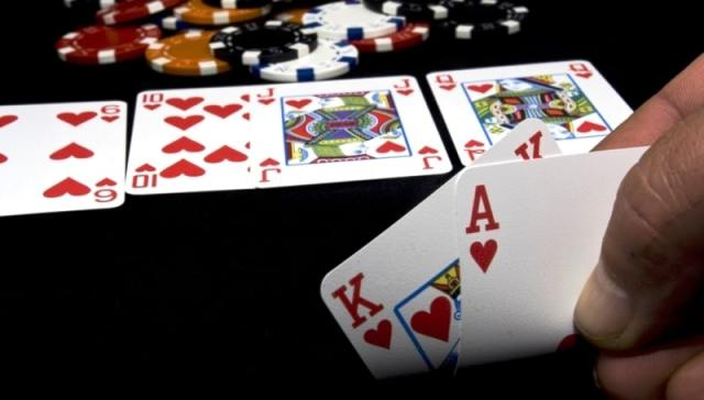 poker good card combination