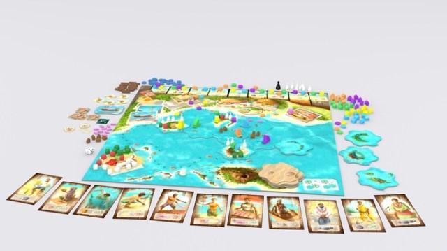 vanuatu - board game