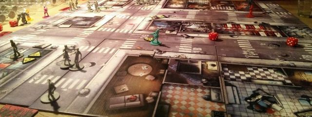 Zombicide - First Game