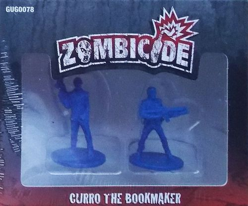 Zombicide Survivor: Curro