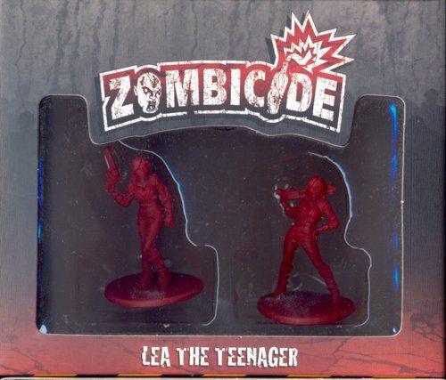 Zombicide Survivor Lea