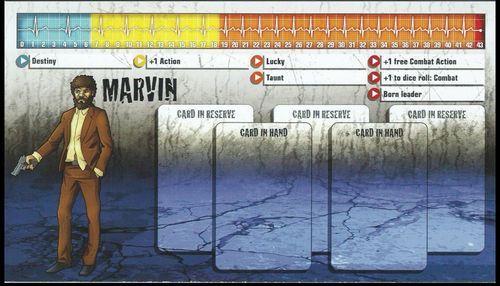 Zombicide Survivor Marvin
