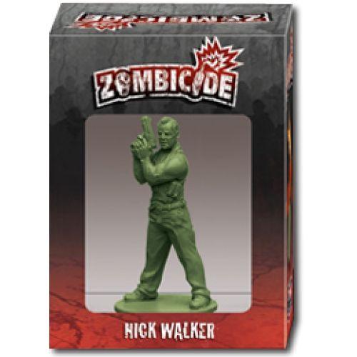 Zombicide Survivor Nick