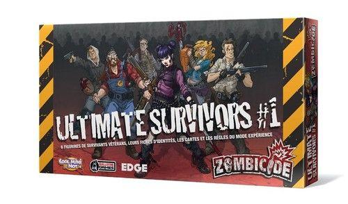 Zombicide Ultimate Survivors 1