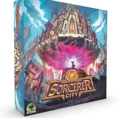 Sorcerer City (EN)