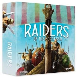 Raiders of the North Sea (EN)