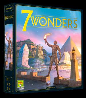 Cover 7 wonders
