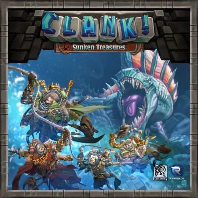 Clank! Sunken Treasures Expansion (EN)