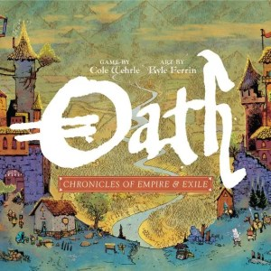 Oath Chronicles of Empire and Exile (EN)