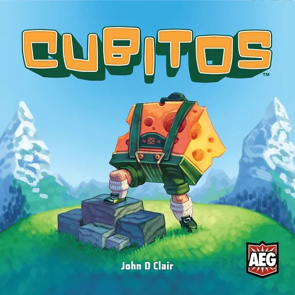 Cover Cubitos EN