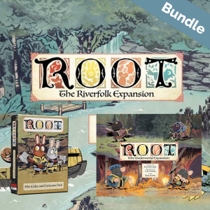 Root: A Game of Woodland Might & Right Expansions only Bundle (EN)