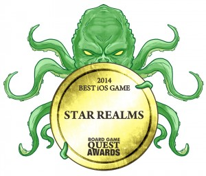 Star Realms Best iOS Game