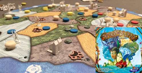 2017 Board Game Award Winners   Board Game Quest Best Cooperative Game