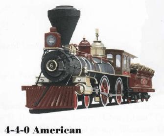 4-4-0 American