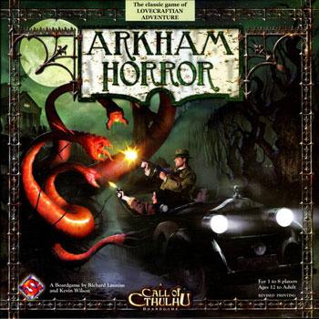 Arkham Horror – The Board Game | Board Games BLOG - jocuri