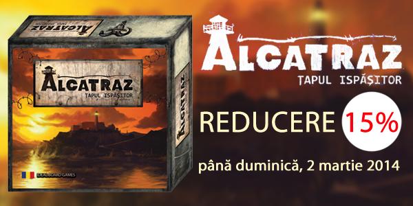 Alcatraz600x300, 2 martie