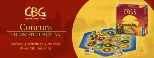 Concurs Catan798