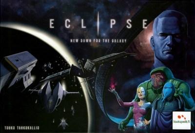 Eclipse coperta joc