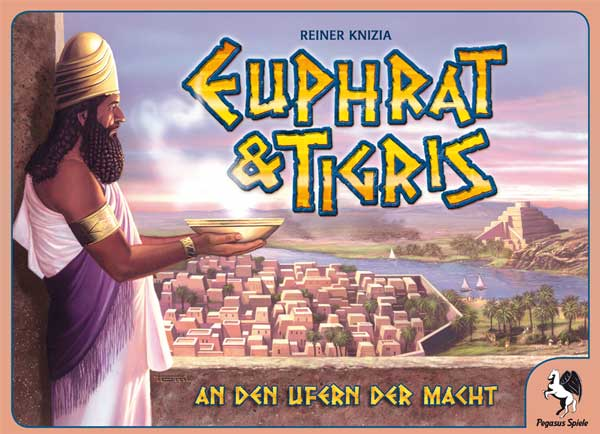 Euphrat and Tigris front cover
