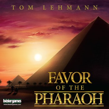 Favor of the Pharaoh cover