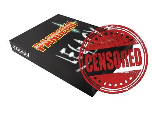 Pandemic Legacy box