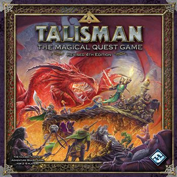 Talisman_Revised 4th Edition-Regulament tradus in limba romana poza