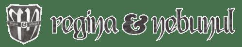 logo Regina si Nebunul