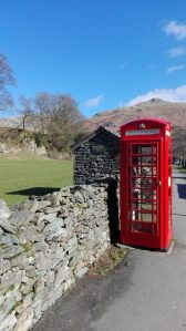 Grasmere Lake District UK