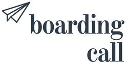 boarding call blog logo