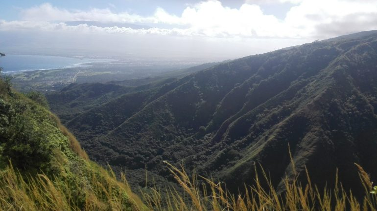 Favorite Maui Things, Waihe'e Ridge Trail