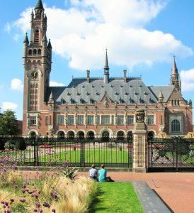 Peace Palace The Hague Den haag
