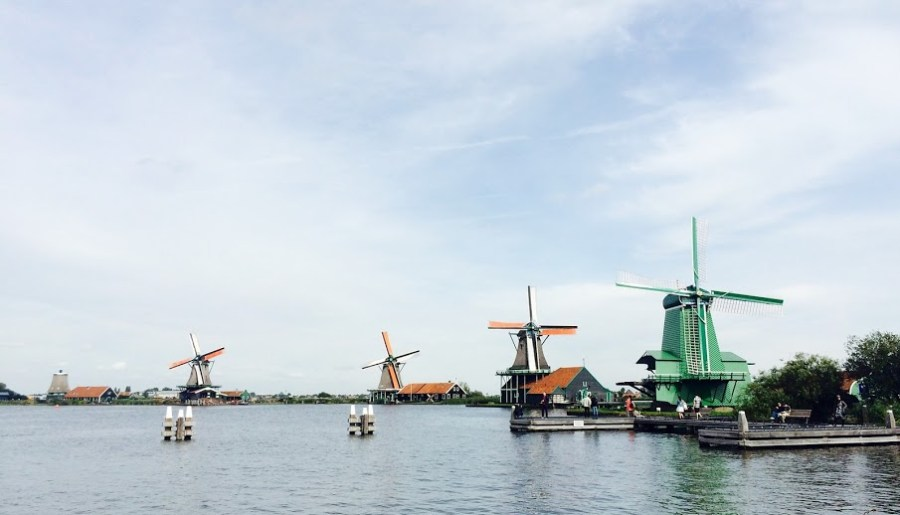Visit the Zaanse Schans, the perfect day trip from Amsterdam