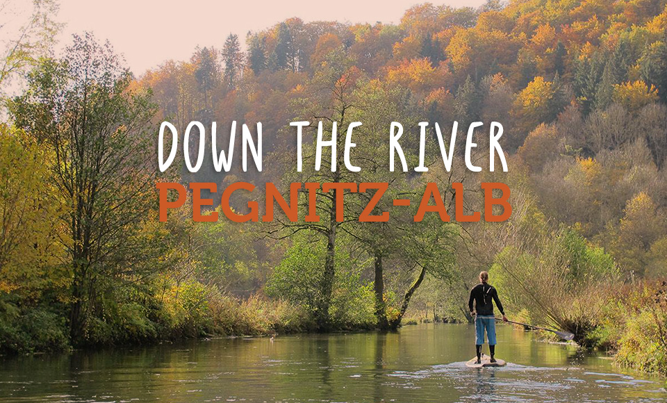 SUP Tour Pegnitz