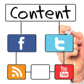 social media content strategy