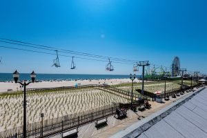 Views 2 from New Jersey Oceanfront Hotel | Bordwalk Charlee Hotel