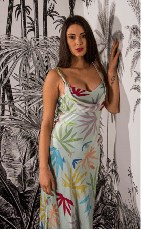 The Leaves Dress