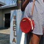 Circle Crossbody Bag by PatCh