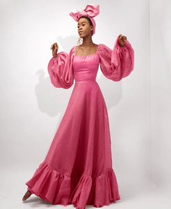 The Flamingo Maxi Dress