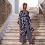 Cloed Kimono Set By Pepper Row