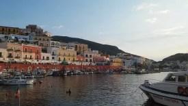 Ponza Italien