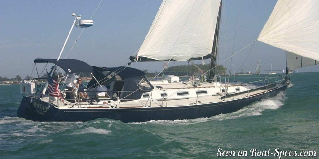 J 160 Deep Draft J Boats Sailboat Specifications And