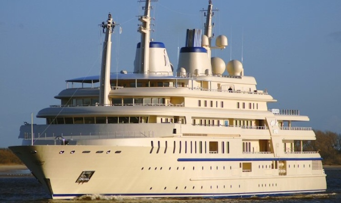 The Worlds 5 Most Expensive Super Yachts Yacht Charter