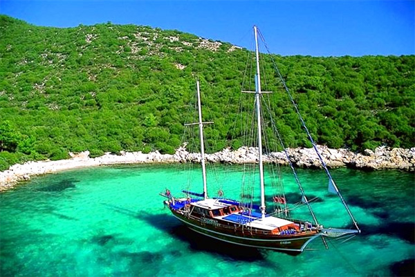 Turkey Gulet Charters And Blue Cruises Guide