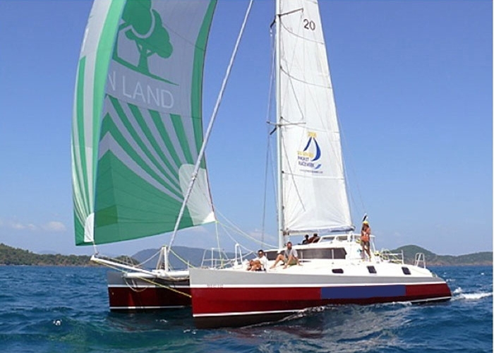 Crewed Sailing Catamaran Laguna 48 4 Cabins Phuket
