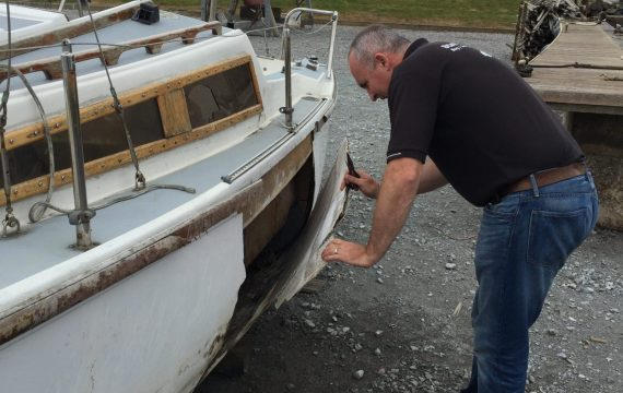 Boatbreakers News - FAQs - By Appointment Only